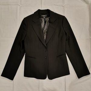 H&M | Classic Black Two Button Blazer